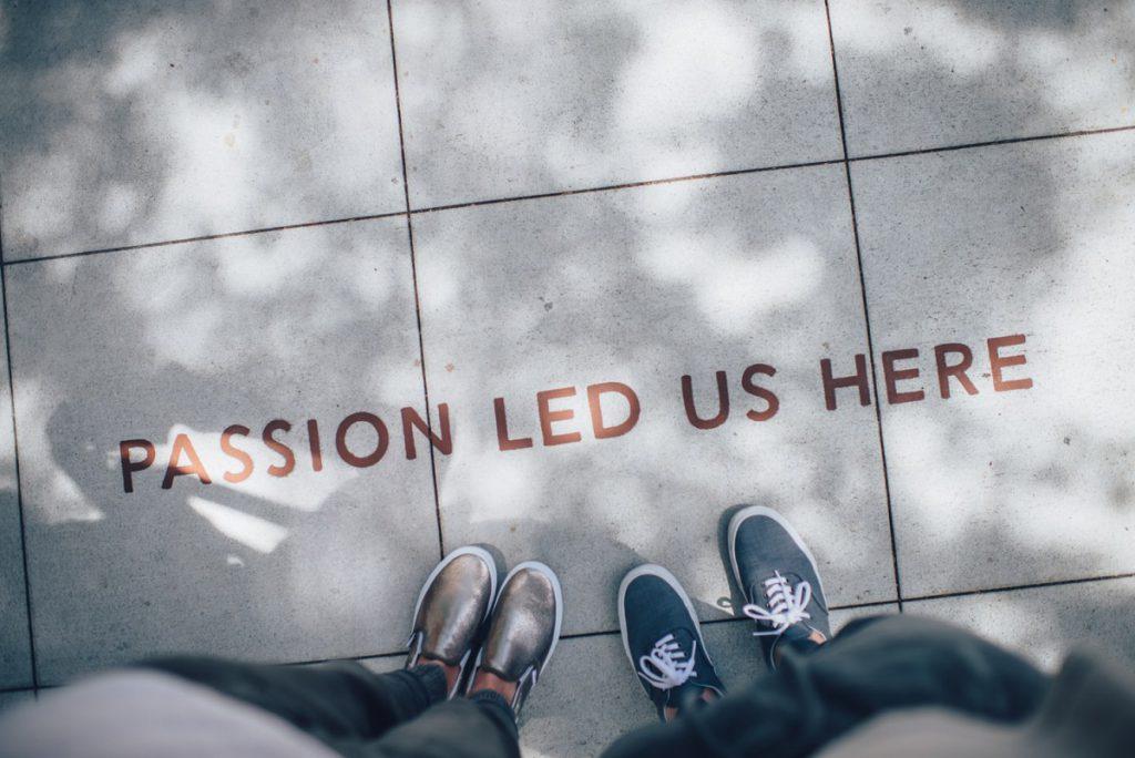 Vsebinski marketing je lahko uspešna strategija na družbenih omrežjih, če se ga le lotimo s strastjo. © Ian Schneider/unsplash