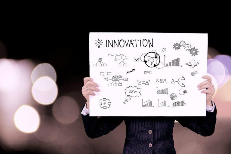 Inovacija bo v letu 2021 še pridobila na veljavi. © Jarmoluk/Pixabay