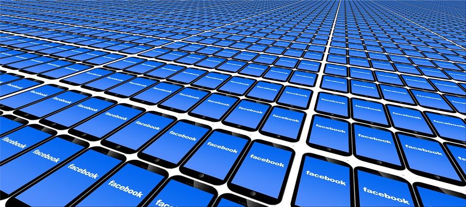 Facebook je še vedno najbolj popularno družbeno omrežje. © pixabay/geralt