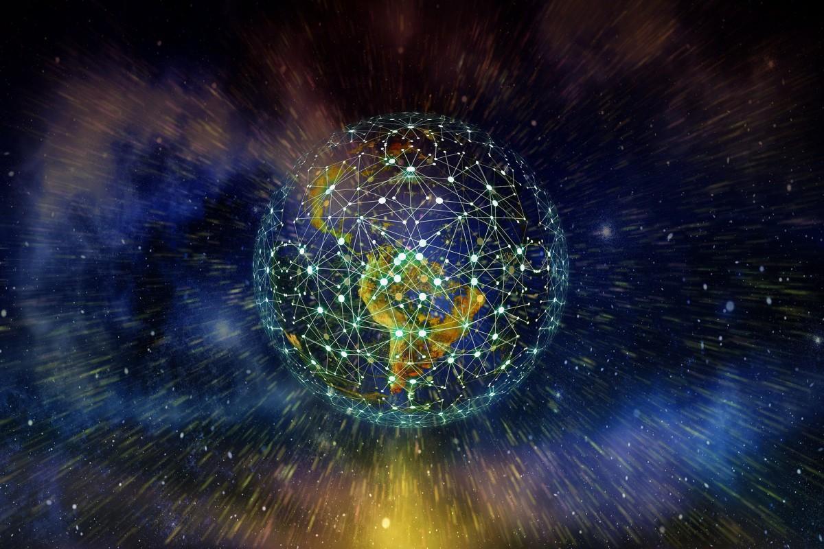 Z internetom je svet postajal vse bolj povezan, Metaverse pa bi pomenil še en korak naprej. © geralt / Pixabay